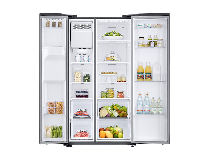 Samsung Fridge Freezer Side by Side with Twin Cooling ™ Technology A+  RS67N8211S9