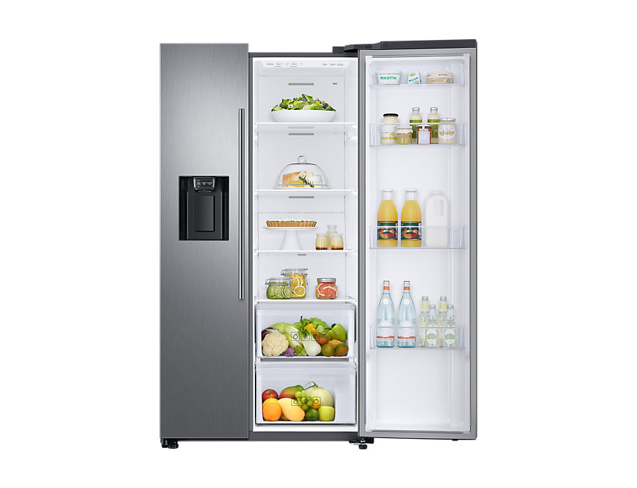 Samsung Fridge Freezer Rs8000 With Spacemax Technology