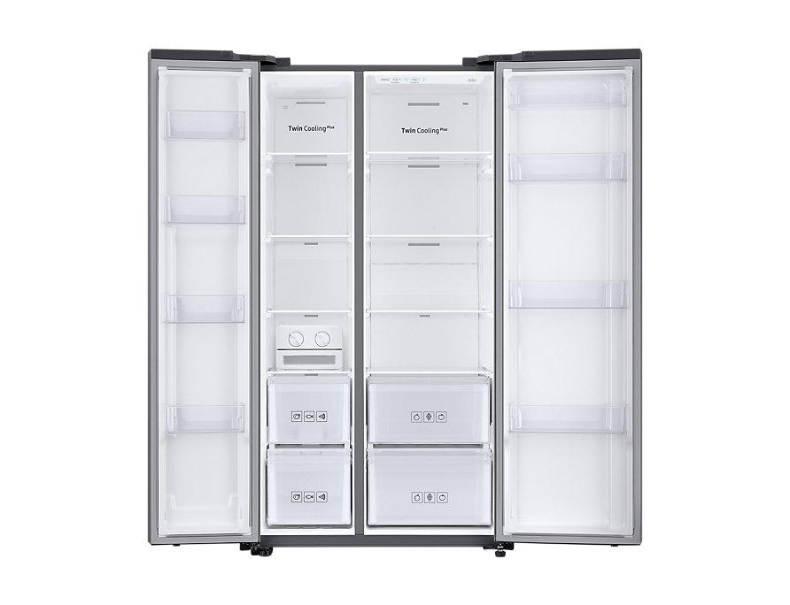 Samsung Fridge Freezer Side by Side Serie 8000 A++ – Soundmachine