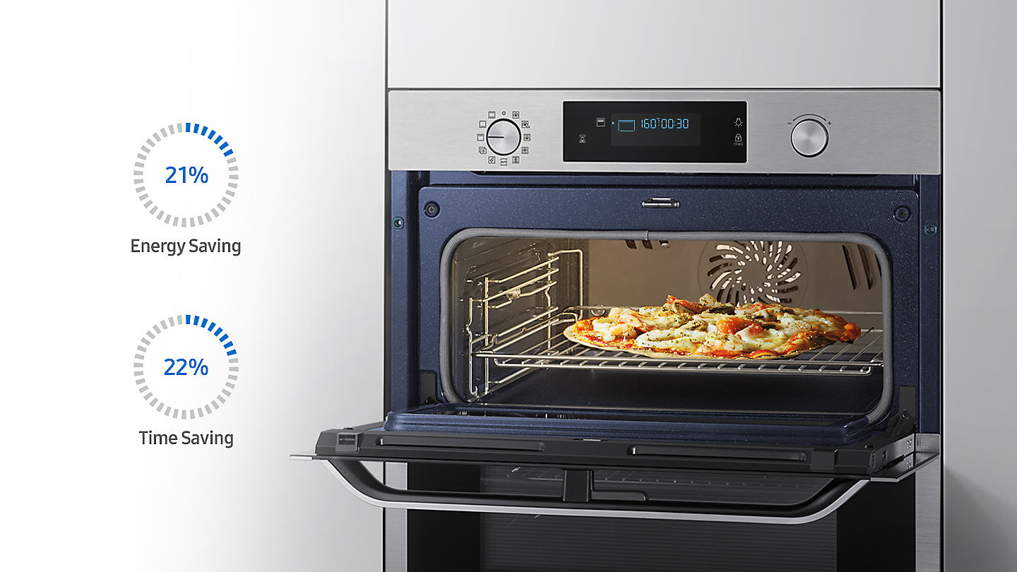 Samsung Dual Cook Flex Oven NV75N5671RS
