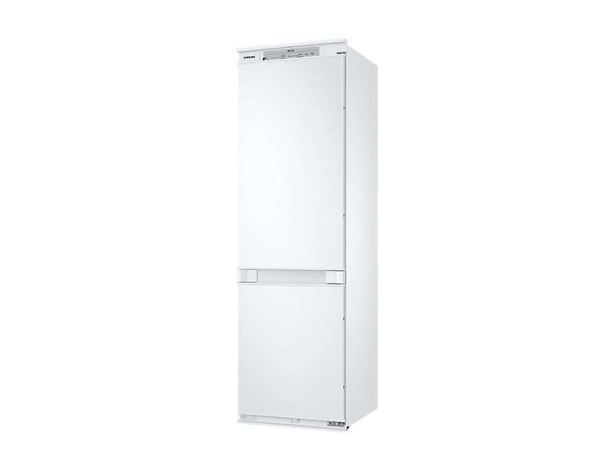 Samsung Built-In Fridge Freezer with Metal Cooling, 266L (Slide Hinge)  BRB260031WW